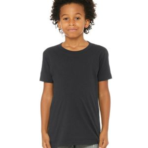 3001Y, Canvas Youth Jersey Short-Sleeve T-Shirt Thumbnail