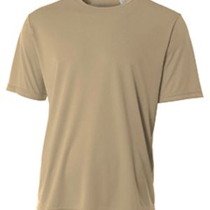 NB3142, A4 Youth Short-Sleeve Cooling Performance Crew Thumbnail