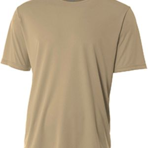 N3142, A4 Men's Short-Sleeve Cooling Performance Crew Thumbnail